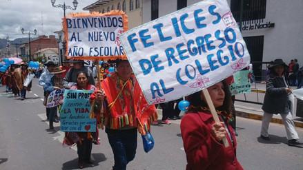 Existe déficit del 5% de docentes en provincias alejadas de Cusco