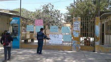 Consejo Regional de Piura pide evaluar jefatura del centro de salud Cesamica
