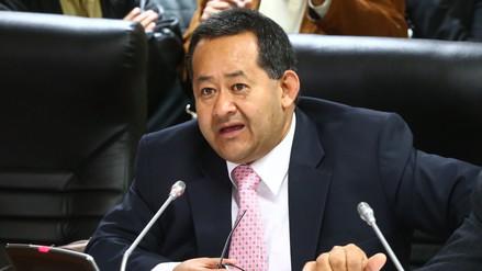 """Bienvenido Ramírez: """"Estamos siendo testigos de prácticas corruptas en los partidos"""""""