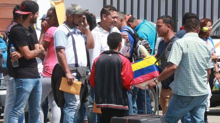 Canciller Aljovín explicará en el Congreso el impacto socioeconómico de la migración venezolana