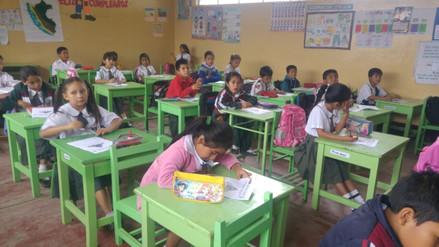 Alumnos de 20 colegios de inicial y primaria recibirán sesiones de inglés
