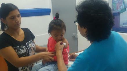 Se inició campaña de vacunación contra la varicela en hospitales lambayecanos