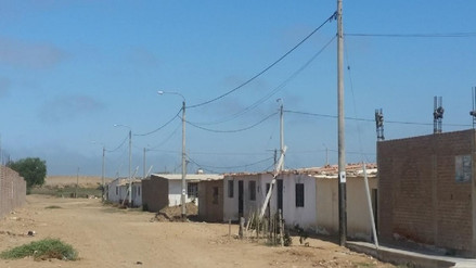 Más de 20 mil viviendas sin electrificación en Lambayeque