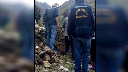 Hallan cuerpo de adolescente desaparecida hace dos años en Huánuco