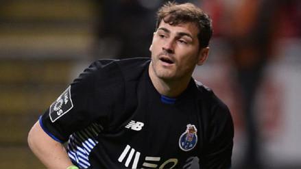 Iker Casillas no seguirá en Porto la próxima temporada