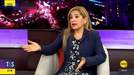 Maritza García sobre renuncia de Kenji a FP: