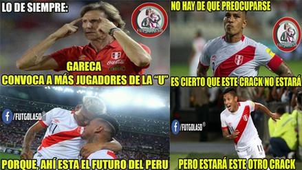 Los mejores memes por los convocados para la Selección Peruana