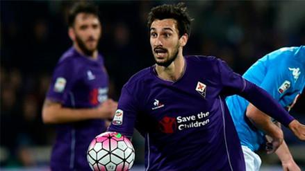 Compañeros y personalidades del fútbol se despiden de Davide Astori