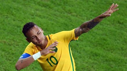Neymar recibió el alta médico y desde hoy comienza su rehabilitación