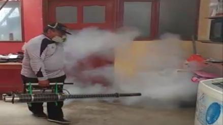 Declararán en emergencia sanitaria a Lambayeque por casos de dengue