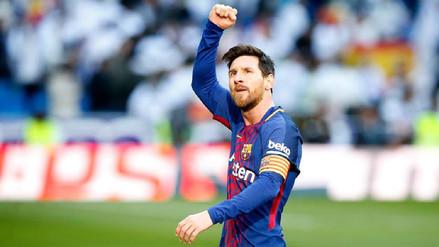 Lionel Messi llegó a los 600 goles en su carrera