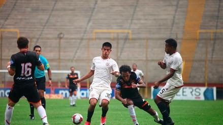 Universitario empató con Ayacucho FC y sigue sin ganar en casa