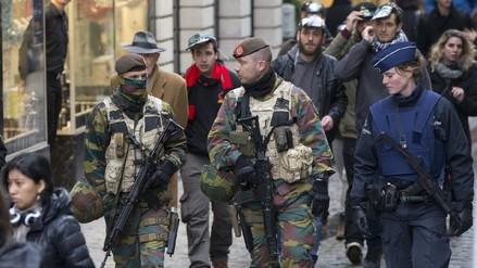 Bélgica: fiscalía federal confirma detención de 8 sospechosos de preparar atentado
