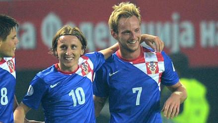 Ivan Rakitic y Luka Modric lideran la nómina de Croacia para enfrentar a Perú