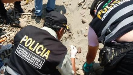 Hallan cadáver de joven mujer en Pacasmayo