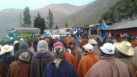 Denuncian intereses políticos en anunciado paro agrario en Otuzco