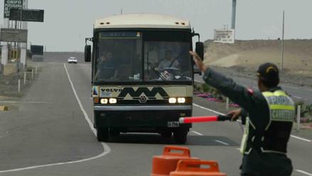 Indecopi determinó que exigir GPS a buses no es una barrera burocrática ilegal