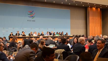 La OMC advierte: Una guerra comercial puede llevar al mundo a una