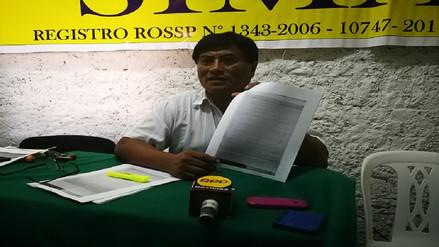 Por medio de resoluciones de pagaron bonos irregulares en Ugel Huarmaca