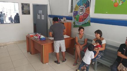 Más de 60 mil niños serán vacunados contra el sarampión