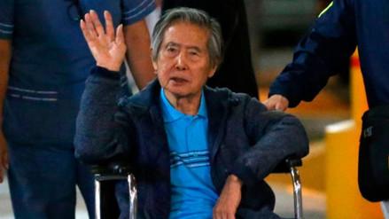 Alberto Fujimori pasará su segunda noche en clínica por severa deshidratación