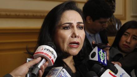 Alianza Para el Progreso decidirá el martes posición sobre vacancia presidencial