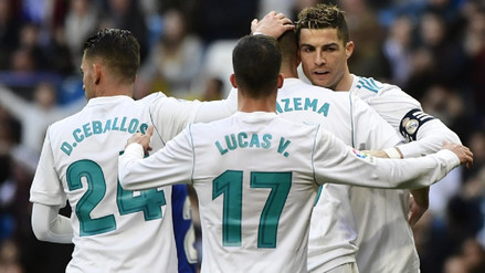 El probable 11 del Real Madrid para enfrentar al PSG en la Champions League