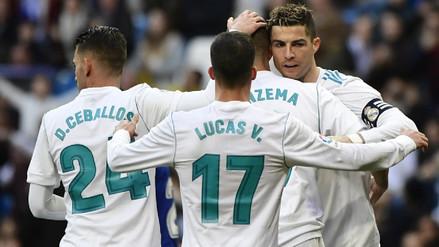 El probable 11 del Real Madrid para enfrentar al PSG en la Champions League