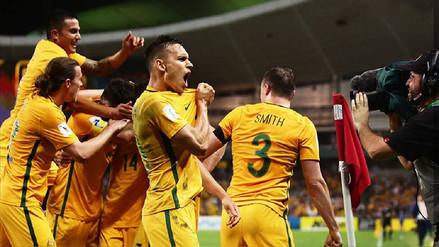 Australia presentó su lista de convocados para amistosos de marzo