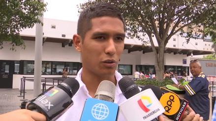 Siucho, Loyola y Manzaneda tramitaron sus visas para amistosos de Perú