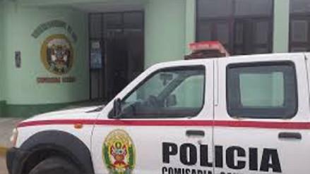 Chiclayo: detienen a adolescentes portando réplica de arma de fuego