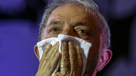 Rechazan hábeas corpus de Lula da Silva para evitar la prisión