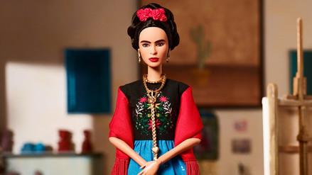 Barbie de Frida Kahlo será lanzada por el Día Internacional de la Mujer