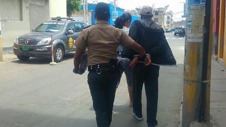 Envían a prisión a dos individuos por extorsión a transportista