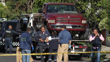 Hallan camioneta con seis cadáveres mutilados en México