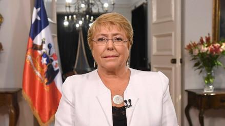 Bachelet envió al Congreso el proyecto de una nueva Constitución para Chile