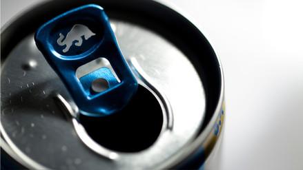 Las bebidas energizantes son dañinas para menores de 16 años