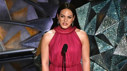 Daniela Vega dedicó el Oscar a todas las mujeres del mundo