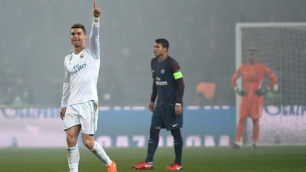 Real Madrid venció al PSG y sigue firme en la Champions League