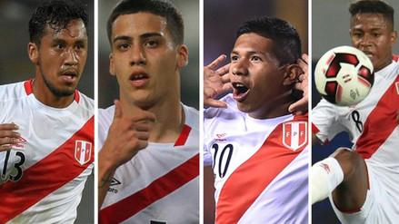 Diez convocados que vienen de las últimas 3 selecciones Sub 20