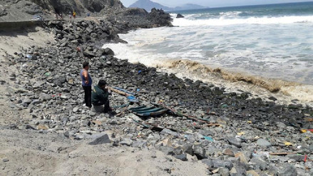 Pescador artesanal desapareció en playa Besique de Samanco