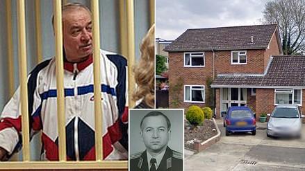 Reino Unido busca la sustancia con la que envenenaron a exespía ruso