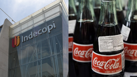 Indecopi admitió denuncia de Aspec contra Coca Cola por etiquetado de bebidas