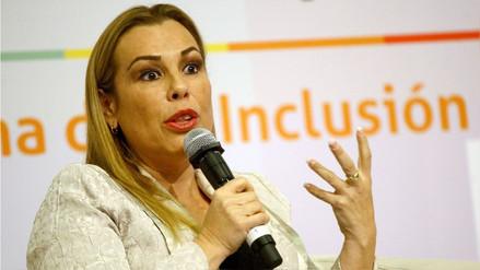 La exministra Fiorella Molinelli es la nueva presidenta ejecutiva de EsSalud