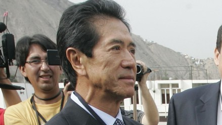 Jaime Yoshiyama será investigado por presunto delito de tenencia ilegal de armas