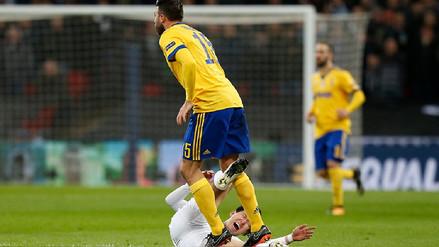 La falta de Andrea Barzagli que pudo dejar a la Juventus con diez hombres
