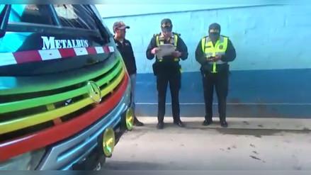 Hombre murió tras ser atropellado por un bus en Cajamarca