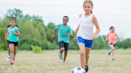 La educación física en los colegios es importante para el desarrollo de los niños