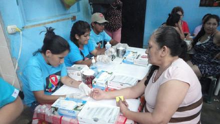 Realizan 200 pruebas de descarte de VIH a internas del penal Chiclayo