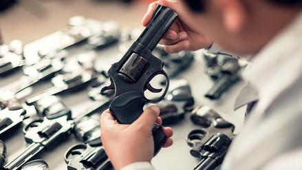 La tenencia ilegal de armas se castiga con pena de entre 6 y 15 años de cárcel